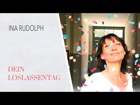 Loslassen TAG im Juni 2021 in Berlin mit Ina Rudolph