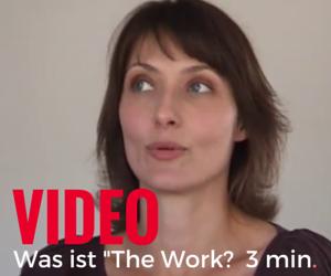 """Was ist """"The Work"""" von Byron Katie?"""