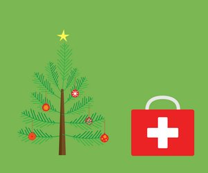 Der Erste-Hilfe-Kasten für Weihnachten!