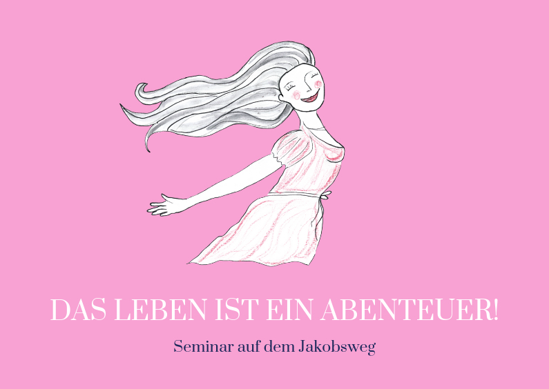 Seminar Jakobsweg mit Ina Rudolph