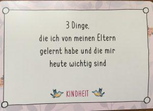 Denk Dich Glücklich Kartenset Ina Rudolph
