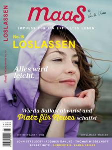 Lass Los - Maas Ina Rudolph - Durch Loslassen zum Glücklich sein