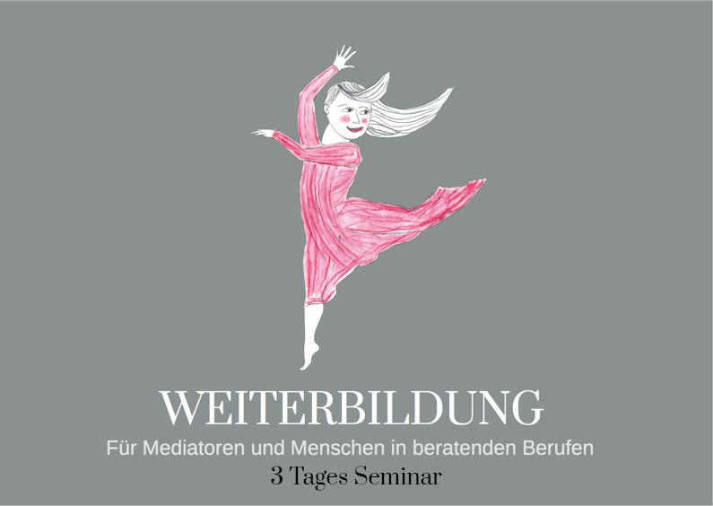 Weiterbildungen & Seminare für Psychologen, Mediatoren und Menschen in Heilberufen