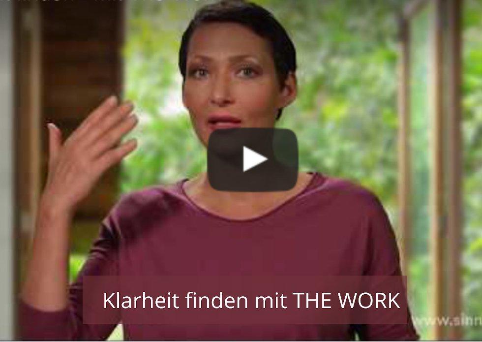 Klarheit finden mit THE WORK - Onlineseminar